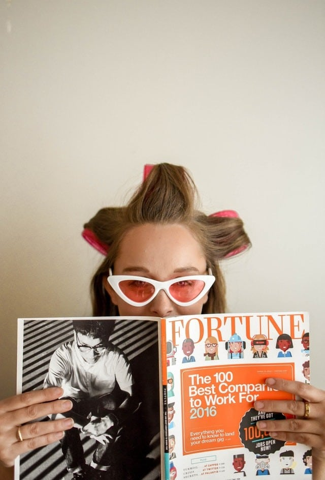 Cling Hair Roller